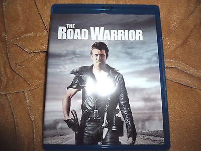 Mad Max 2: The Road Warrior [1 Blu-ray Disc]