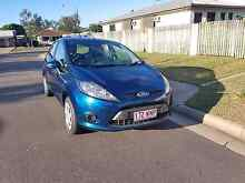 2011 Ford Fiesta manual Townsville Townsville City Preview