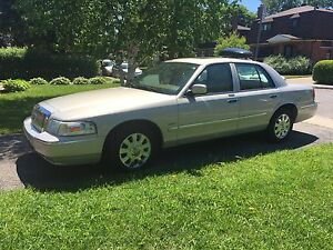 Mercury Ford Grand Marquis 2007 crown victoria