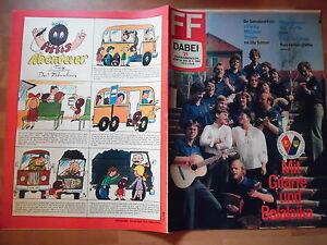 + FF Dabei 21 - 1980 FDJ Algerien Semperoper Wettin-Schäfer Pitti Ohne Programm