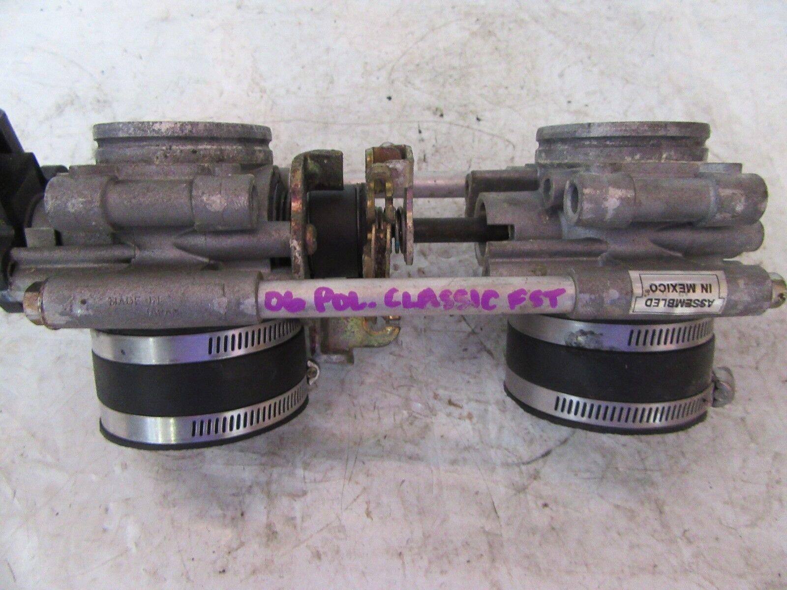 06'-10' Polaris FST Classic Throttle Body Assy. #1253519 Item #429