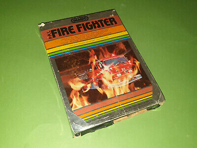 Fire Fighter Boxed Atari 2600 VCS Game Cartridge - Imagic 720105-2A