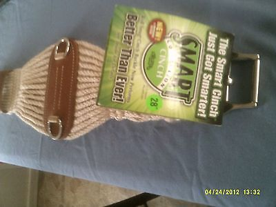 Cinch Natural - Cinch Weaver Smart Style 27 Strand Natural Blend Size 28