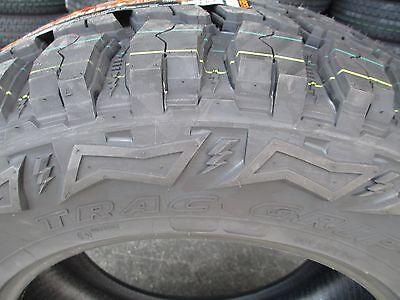4 New 285/75R16 inch Thunderer Trac Grip Mud  M/T Tires 75 16 2857516 R16 75R MT