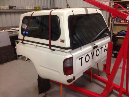 2000 Hilux Factory Tray ARB Canopy and roof rack. & roof trays in Western Australia | Gumtree Australia Free Local ...