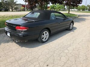 CHRYSLER SEBRING CONVERTIBLE LXI