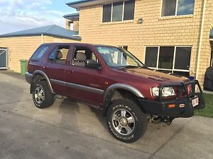 2002 Holden Frontera Wagon Bray Park Pine Rivers Area Preview