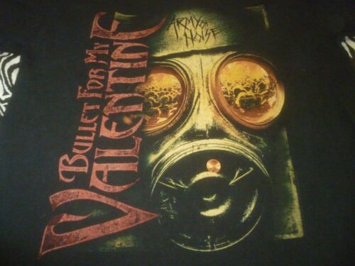 Bullet For My Valentine Shirt - Used Size L - Good Condition!!!