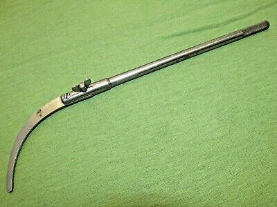 One Vintage Starrett Large Caliper Leg For 59 Series Trammel