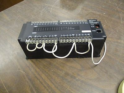 Ge Fanuc Micro Programmable Controller Ic620mdr128a 24vdc Used