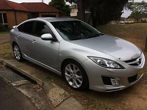 ***2009 Mazda6 Luxury Sport Diesel Hatchback*** Campbelltown Campbelltown Area Preview