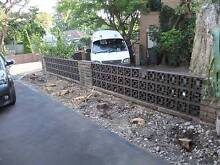 Retro concrete blocks for fencing Cromer Manly Area Preview