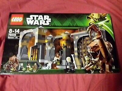 Lego Star Wars 75005 Rancor Pitt, Jabba's Dungeon Sealed NEW RARE