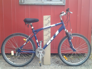 """GT Timberline mountain bike, bicycle, large 19"""", serviced Maribyrnong Maribyrnong Area Preview"""