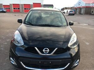 Nissan Micra SR/FULLY LOADED