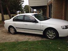 2004 Ford Falcon Lemon Tree Passage Port Stephens Area Preview