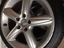 Holden Monaro 18 inch tyres and rims genuine Kallangur Pine Rivers Area Preview