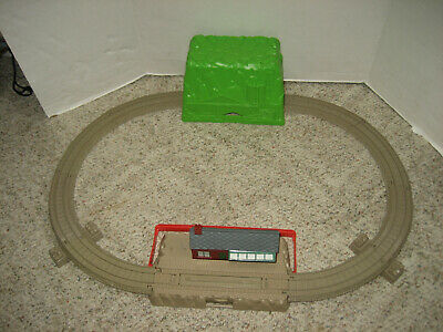Thomas Trackmaster Green Tunnel Station Track Expansion Pack