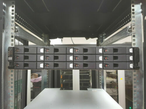XYRATEX JBOD w/ 1x SAS Module, 2x PSUs, 36TB HDD