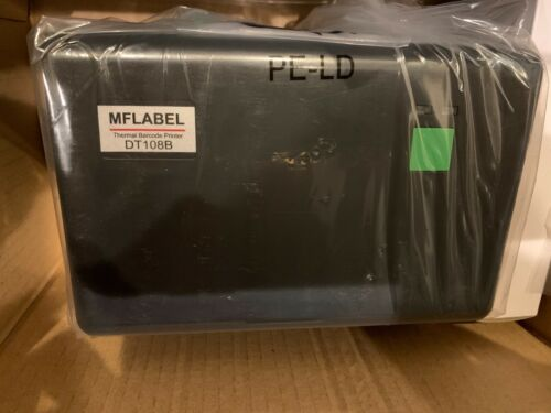 MFLabel Bar Code Printer DT 108B