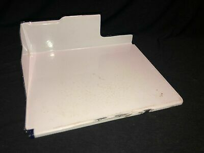 Very Rare Vintage Globe Meat Slicer Model 75 Porcelain Receiving Tray