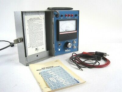 Associated Research 4045a Portable Ac Dc Hypot Junior Hi-pot Tester Equipment