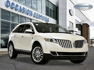 2015 Lincoln MKX 101A+GPS+BLIS+TOIT