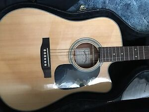 Sigma DMC-1STE Acoustic Electric Guitar