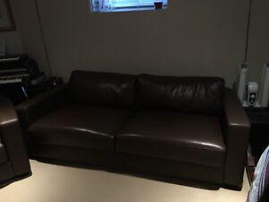 Sofa and chair set