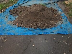 Clean fill soil.