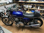 Honda CB 750 four K2, Top Zustand,4 in 4 Auspuffanlage