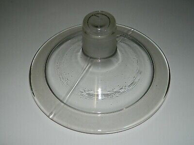 Glass Pyrex Desiccator Jar Dryer Pyrex Brasil 2 Lab Glass - 10 Lid Only