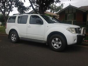 Nissan Pathfinder 2007 REGO!!!! Turbo diesel 4x4 Currans Hill Camden Area Preview