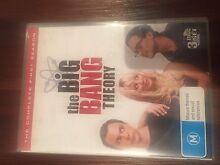 Big Bang theory complete first season. Somerville Mornington Peninsula Preview