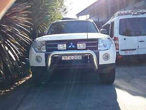 2008 Mitsubishi Pajero Wagon Greenwell Point Shoalhaven Area Preview
