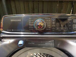 10.k. Washing machine working well. But No Lid