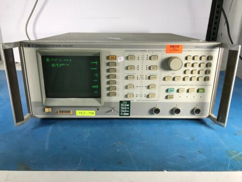 HP 8756A SCALAR NETWORK ANALYZER *30-DAY WARRANTY*