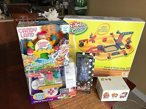 Brand new toys sets