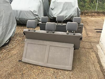 VW T4 Transport Caravelle 6 Seats with Head Rests
