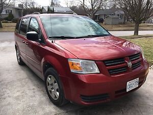 2008 Dodge Caravan E tested and certified