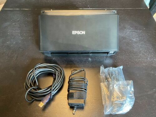 Epson WorkForce DS-560 Color Document Scanner
