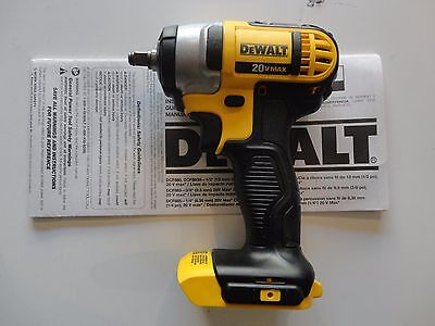 Dewalt Dcf883 20V 20 Volt Max Lithium Ion 3 8  Impact Wrench W Hog Ring New