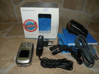 Sony Ericsson Z710i Sand (Ohne Simlock)  (Sands Mp3-player)