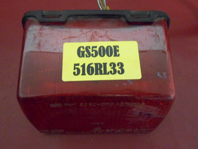 GS500E REAR LIGHT 516RL33