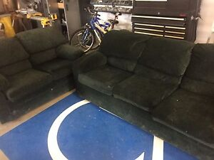 Palliser couch and love seat