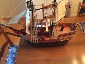 Playmobil pirates (3 sets)