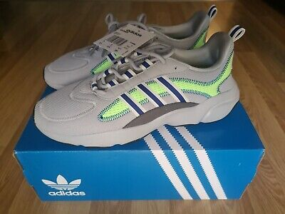 Adidas Mens Originals Grey Haiwee Trainers Size 9 UK / EU 43 RRP £70