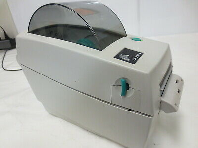 Zebra Lp2824 Direct Thermal Barcode Label Printer 2824-21101-0001 Unit Only