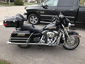 07 Harley Davidson Electric Glide Classic