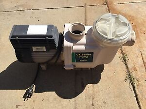 Hurlcon pump (MAKE AN OFFER) Kangaroo Flat Bendigo City Preview